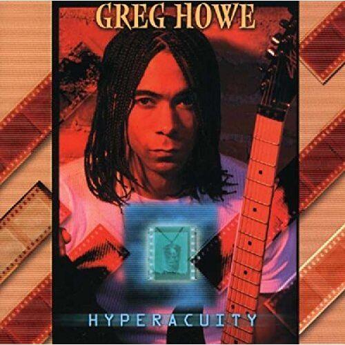 Greg Howe - Hyperacuity - Preis vom 15.06.2021 04:47:52 h
