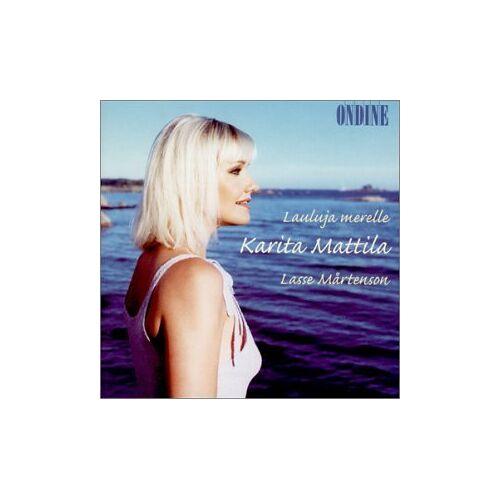 Karita Mattila - Songs to the Sea - Preis vom 16.06.2021 04:47:02 h