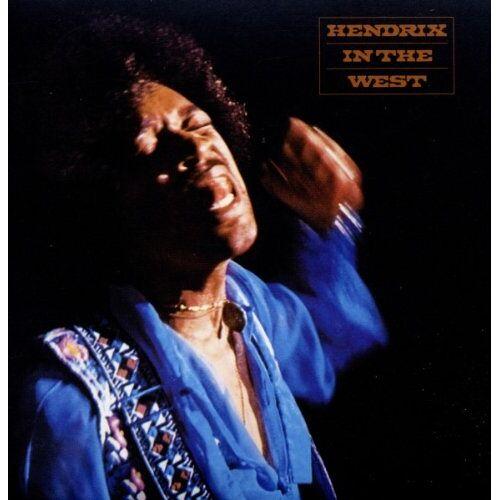 Jimi Hendrix - Hendrix In The West - Preis vom 18.06.2021 04:47:54 h
