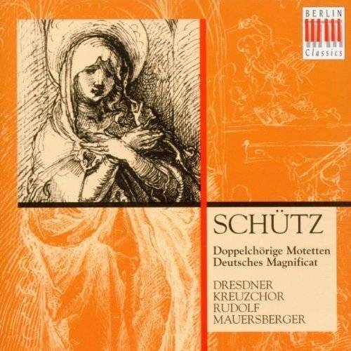 Dres.Kreuzchor - Motetten - Preis vom 11.06.2021 04:46:58 h