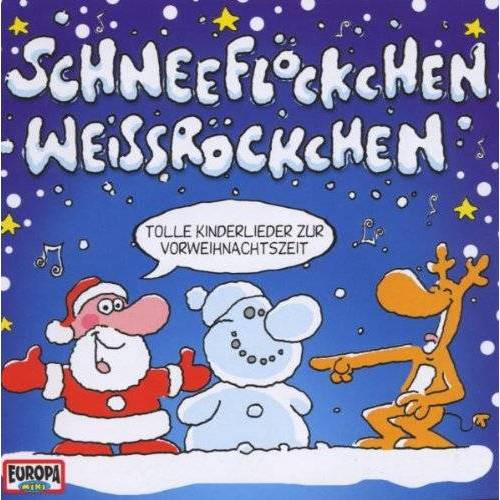 Fun Kids - Schneeflöckchen,Weissröckchen - Preis vom 17.06.2021 04:48:08 h