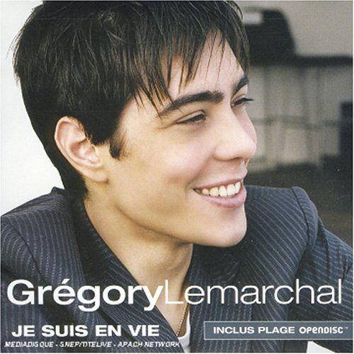 Gregory Lemarchal - Je Suis en Vie - Preis vom 17.06.2021 04:48:08 h