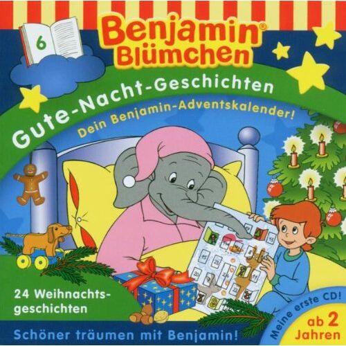 Benjamin Blümchen - Gute Nacht Gesch.-Folge 6 - Preis vom 12.10.2021 04:55:55 h