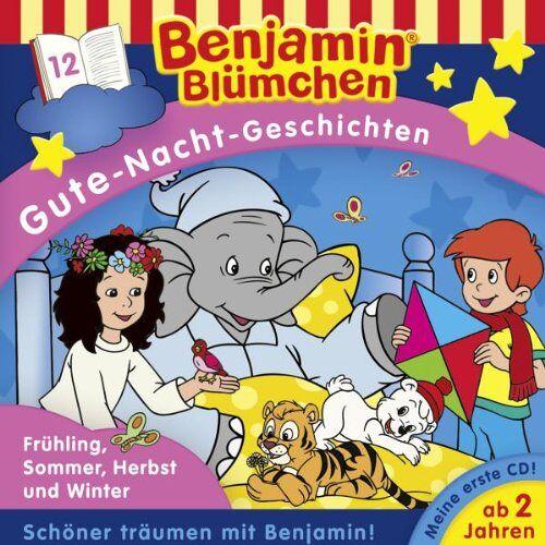Benjamin Blümchen - Gute Nacht Gesch.Folge 12 - Preis vom 12.10.2021 04:55:55 h