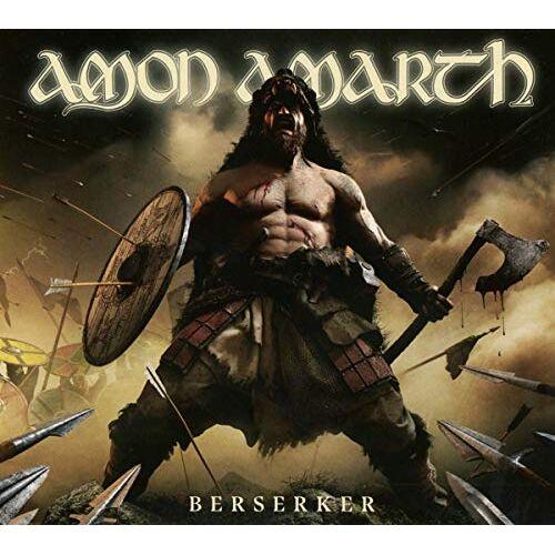 Amon Amarth - Berserker - Preis vom 22.06.2021 04:48:15 h