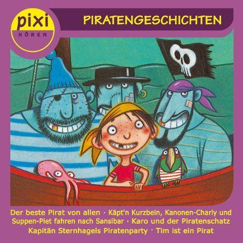 Pixi Hören - Pixi Hören: Piratengeschichten - Preis vom 26.09.2021 04:51:52 h