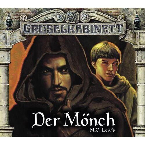 Gruselkabinett-Folge 80 und 81 - Gruselkabinett-Folge 80 und 81: Der Mönch Teil 1 und 2 - Preis vom 16.05.2021 04:43:40 h