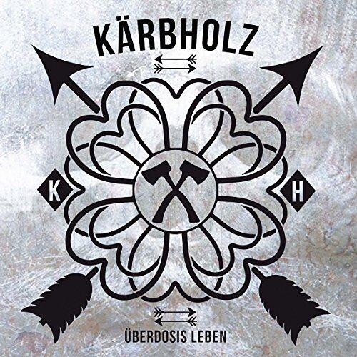 Kärbholz - Überdosis Leben (Digipak) - Preis vom 09.06.2021 04:47:15 h