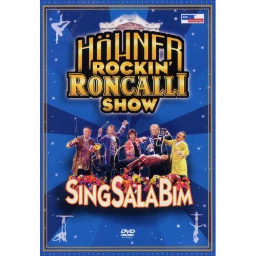 Höhner - De Höhner - Die Höhner-Rockin-Roncalli-Show - Preis vom 12.06.2021 04:48:00 h