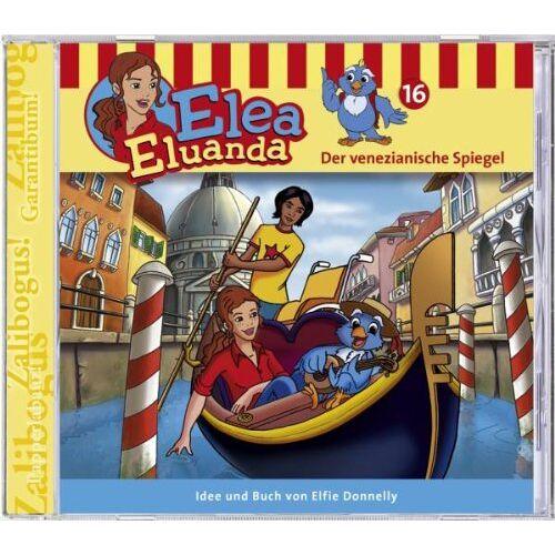 Elea Eluanda - Der Venezianische Spiegel - Preis vom 13.06.2021 04:45:58 h