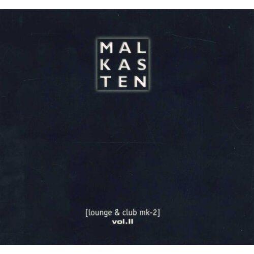 Various - Malkasten Vol.2 - Preis vom 16.06.2021 04:47:02 h