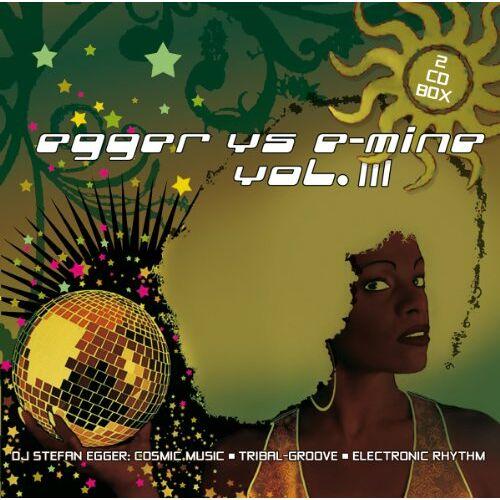 DJ Stefan Egger - Egger Vs Emine Vol.3 - Preis vom 17.06.2021 04:48:08 h
