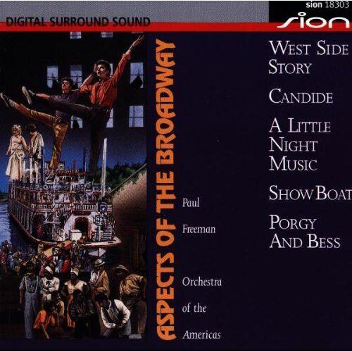 Paul Freeman - Vol. 3: Bernstein, Kern, Hammerstein II, Sondheim and Gershwin - Preis vom 11.06.2021 04:46:58 h
