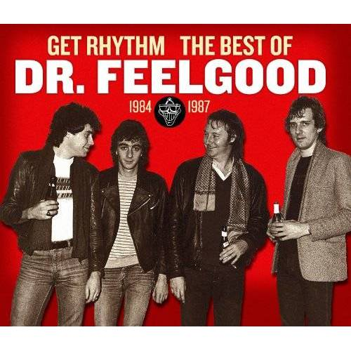 Dr.Feelgood - Best Of-Get Rhythm - Preis vom 12.10.2021 04:55:55 h