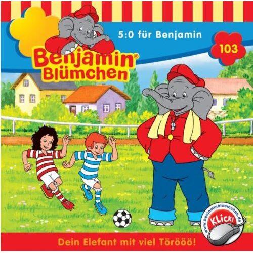 Benjamin Blümchen - 5: 0 für Benjamin - Preis vom 30.07.2021 04:46:10 h