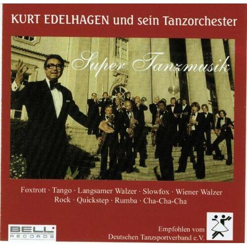Kurt Edelhagen - Super Tanzmusik - Preis vom 13.06.2021 04:45:58 h