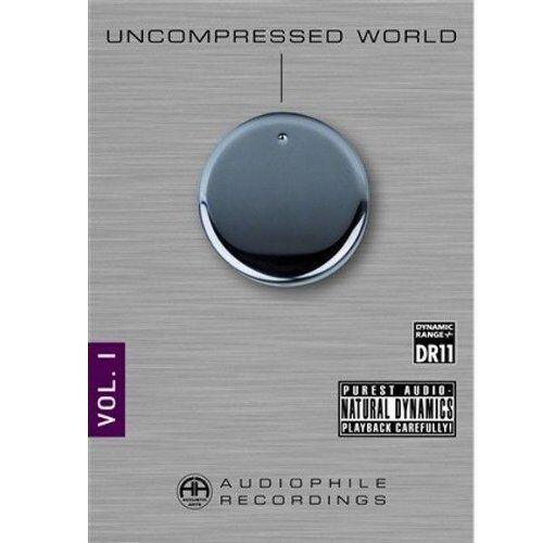 Various - Uncompressed World Vol.1 - Preis vom 17.06.2021 04:48:08 h