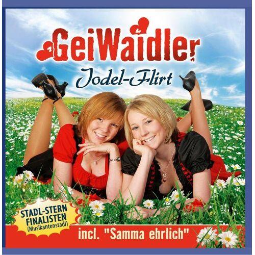 Geiwaidler - Jodel-Flirt - Preis vom 17.06.2021 04:48:08 h