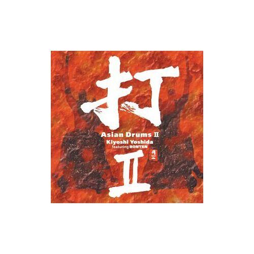 Kiyoshi Yoshida - Vol.2-Asian Drums - Preis vom 17.06.2021 04:48:08 h