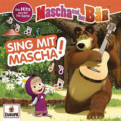 Mascha und der Bär - Sing mit Mascha! die Hits aus der TV-Serie - Preis vom 22.06.2021 04:48:15 h