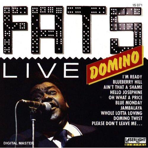 Fats Domino - Fats Domino-Live- - Preis vom 22.06.2021 04:48:15 h