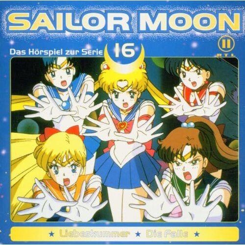 Sailor Moon - Liebeskummer/die Falle Vol.16 - Preis vom 15.10.2021 04:56:39 h