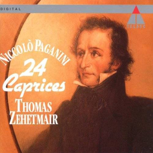 Thomas Zehetmair - Capricen - Preis vom 17.06.2021 04:48:08 h