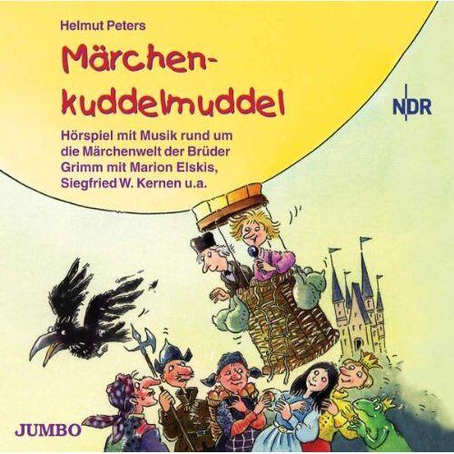 Helmut Peters - Märchenkuddelmuddel - Preis vom 11.06.2021 04:46:58 h