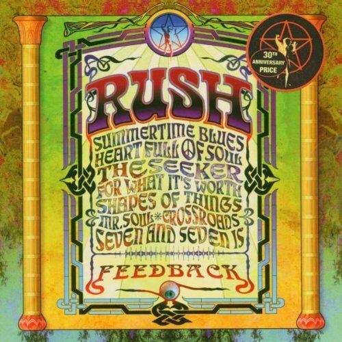 Rush - Feedback - Preis vom 16.06.2021 04:47:02 h