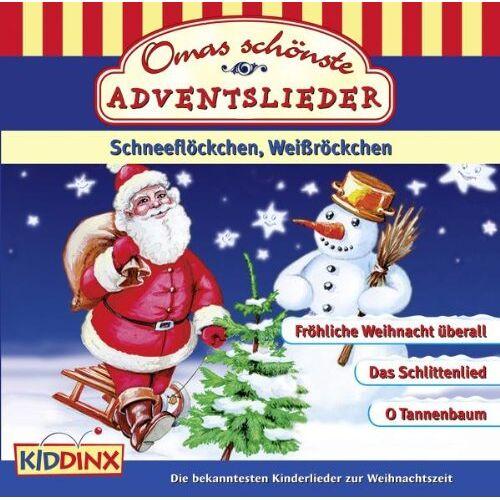 Various - Omas Schönste Adventslieder - Preis vom 19.06.2021 04:48:54 h