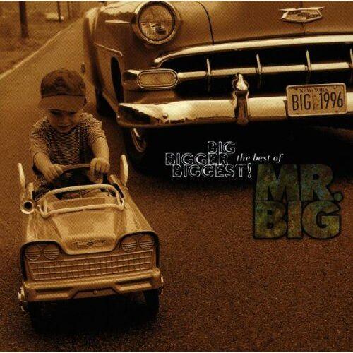 Mr.Big - Big, Bigger, Biggest! The Best of Mr.Big - Preis vom 15.06.2021 04:47:52 h