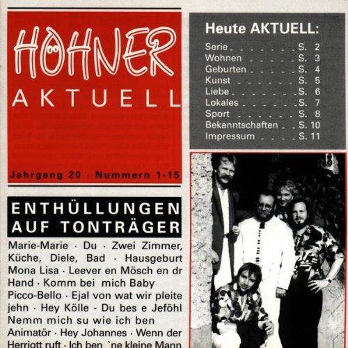 Höhner - Aktuell - Preis vom 16.06.2021 04:47:02 h