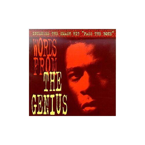 Genius Words from the Genius - Preis vom 17.06.2021 04:48:08 h