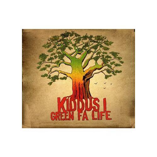 Kiddus I - Green Fa Life - Preis vom 12.06.2021 04:48:00 h