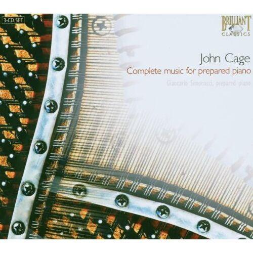 John Cage - Cage: Complete Music for Prepared Piano - Preis vom 13.06.2021 04:45:58 h