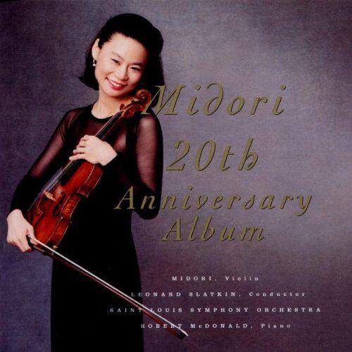 Midori - Midori: 20th Anniversary Album - Preis vom 14.06.2021 04:47:09 h