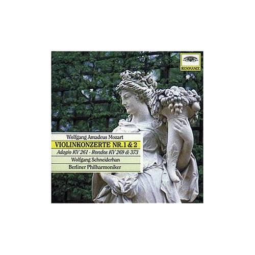 Schneiderhan - Violinkonzerte 1+2 - Preis vom 21.06.2021 04:48:19 h