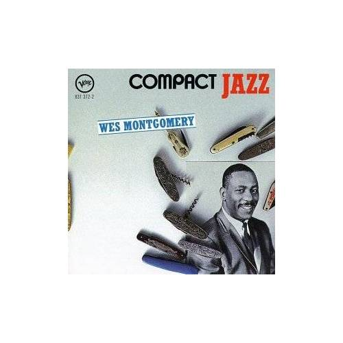 Wes Montgomery - Compact Wes Montgomery - Preis vom 09.06.2021 04:47:15 h