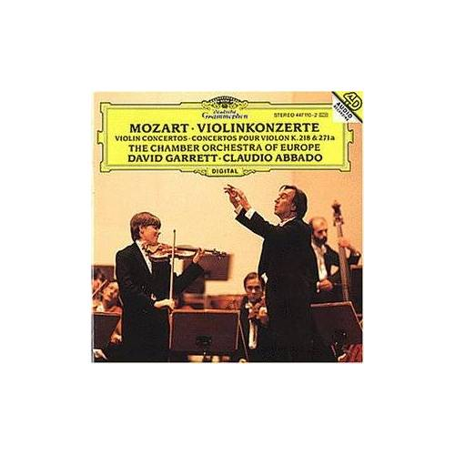 David Garrett - Violinkonzerte KV 218 / KV 271a / Violinsonate KV 454 - Preis vom 21.06.2021 04:48:19 h