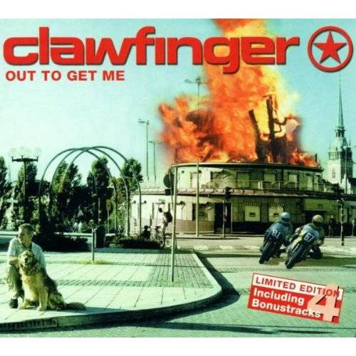 Clawfinger - Out to Get Me/Ltd.ed. - Preis vom 15.06.2021 04:47:52 h