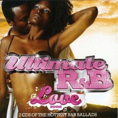Ultimate R - Ultimate R&B Love 2008 - Preis vom 20.10.2021 04:52:31 h
