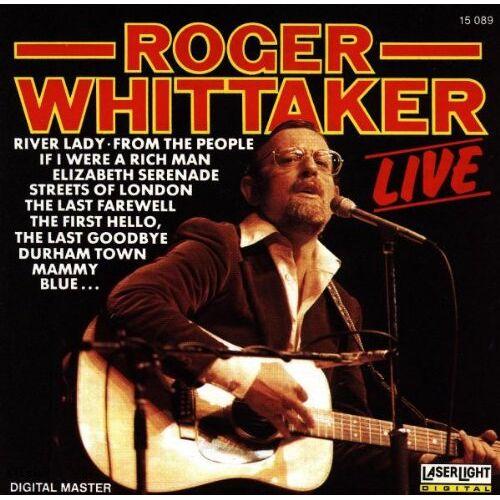 Roger Whittaker - Roger Whittaker-Live - Preis vom 22.06.2021 04:48:15 h