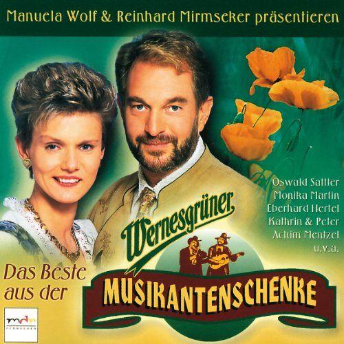 Various - Das Beste aus Wernesgrüner - Preis vom 20.06.2021 04:47:58 h
