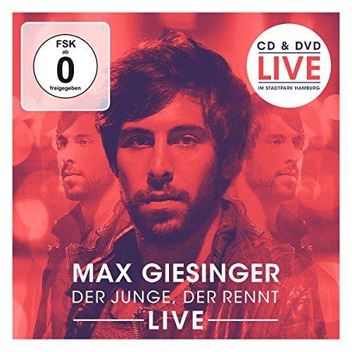 Max Giesinger - Der Junge, der rennt (Live) - Preis vom 11.06.2021 04:46:58 h