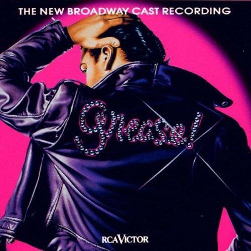 New Broadway Cast Recording - Grease!-New Broadway Cast Re - Preis vom 10.10.2021 04:54:13 h
