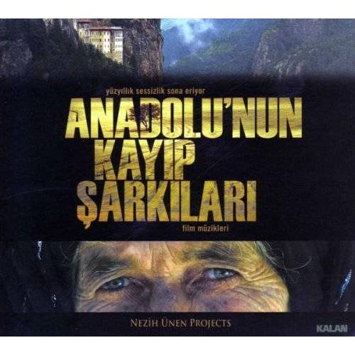 Nezih Unen Projects - Anadolunun Kayip Sarkilari - Preis vom 19.06.2021 04:48:54 h
