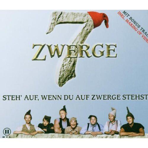 7 Zwerge - Steh' auf, Wenn du auf Zwerge Stehst - Preis vom 09.06.2021 04:47:15 h