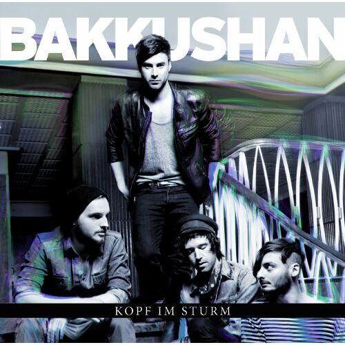 Bakkushan - Kopf im Sturm (Limited Deluxe Edition) - Preis vom 09.06.2021 04:47:15 h