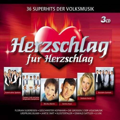 Various - Herzschlag für Herzschlag - Preis vom 12.06.2021 04:48:00 h