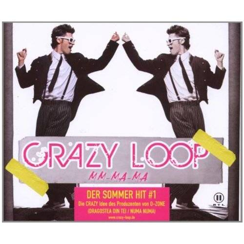 Crazy Loop - Crazy Loop (Mm-Ma-Ma) - Preis vom 21.06.2021 04:48:19 h